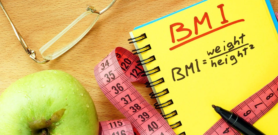 BMI vs. Pounds